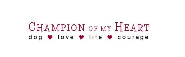 Champion of My Heart logo
